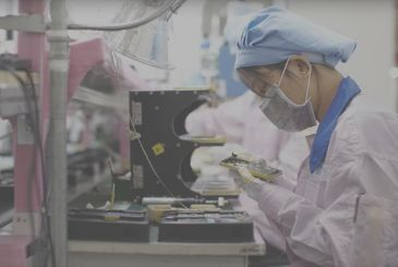Apple and Foxconn admit to hiring too many temporary workers in China to assemble the iPhone