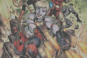 DC: Tom Taylor and Bruno Redondo relaunch the Suicide Squad in December