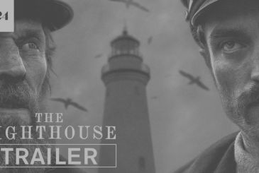 The Lighthouse: the new trailer for the Robert Pattinson film