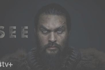 See: series trailer Apple TV with Jason Momoa