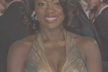 Viola Davis: higher and higher