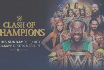 WWE Clash of the Champions 2019: the match of the Pay-Per-View