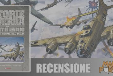 The War Stories by Garth Ennis Vol. 4: 1943-44 Germany/Italy | Review