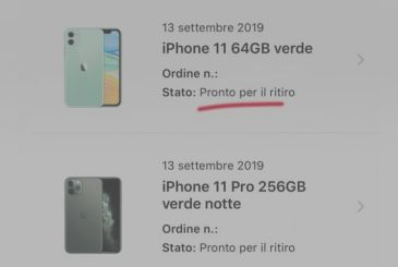 Just a few hours to the iPhone 11 / 11 Pro: shipments start, and the Apple Store ready