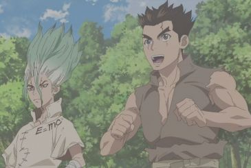 Dr. Stone, an online documentary on the making of the anime