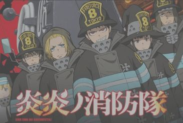 Fire Force: a new type of Pyrokinetic!