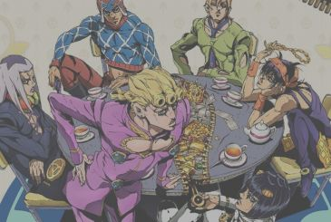 The Bizarre Adventures of JoJo: the collection of watches Wind Gold