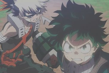 My Hero Academia – Heroes Rising: the fim is related to the continuity of the manga