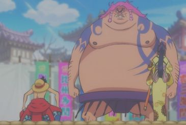 One Piece – Episode 903: the Clash of sumo – Straw Hat against the unbeatable Yokozuna! | Review