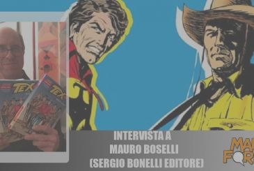 """Mauro Boselli: """"I'm thinking of a meeting between Tex and Zagor"""" 