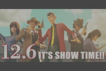Lupin III The First, Koch Media launches the Italian edition of the film at Romics XXVI