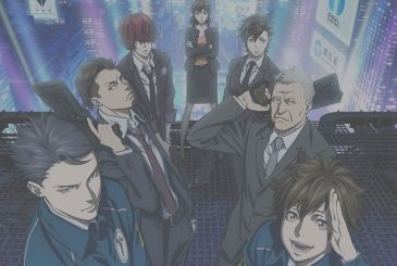 Psycho Pass – Season 3: new video, the visual and start date