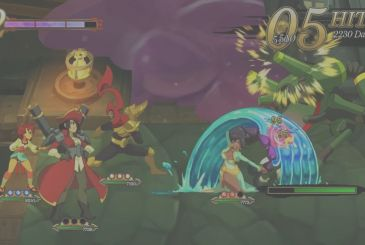 Indivisible: new trailer on the combat mechanics