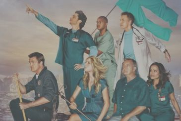 Scrubs: the nine seasons on Amazon Prime Video