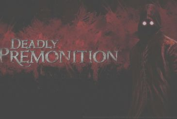 Twin Peaks inspired Deadly Premonition