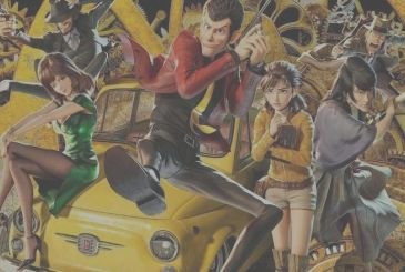 Lupin III – The First, the new trailer and plot of the film