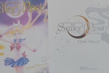 Sailor Moon Eternal Edition, a look at the new edition of the manga