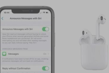 "The feature ""Announce messages with Siri"" is back in iOS 13.2"
