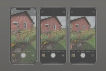 How to use the lens ultra-wide-angle lens on the iPhone 11, and iPhone 11 Pro