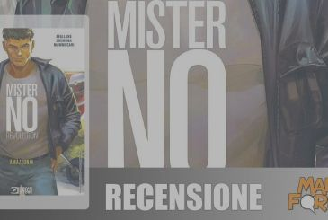 Mister No Revolution – Amazon | Review