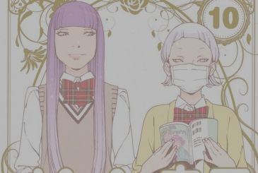 J-POP, outputs from the manga of the October 9, 2019