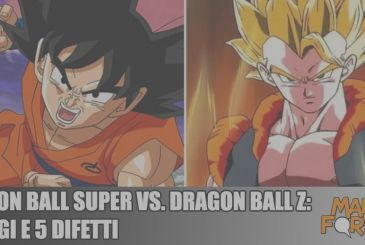 Dragon Ball Super vs, Dragon Ball Z: 5 qualities and 5 defects