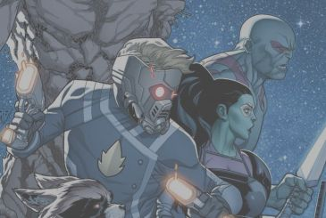 Guardians of the Galaxy: a new creative team and new #1