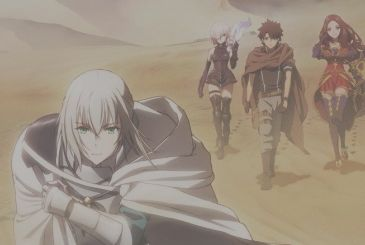 Fate/Grand Order – Camelot: new teaser trailer and key visual for the 1st film