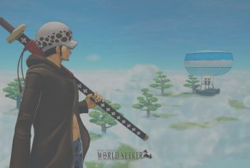 One Piece – World Seeker: images, details and release date of the DLC Trafalgar Law