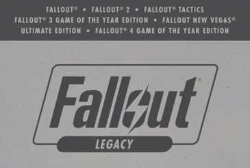Fallout Legacy Collection: announced the official release