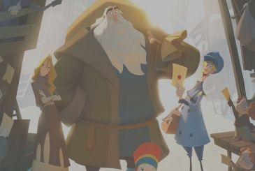 Klaus – The secret of Christmas, the trailer of the animated movie Netflix