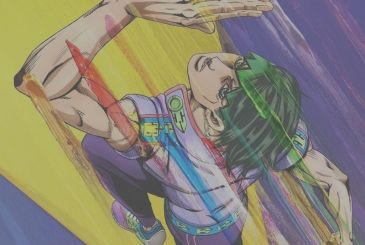 Thus Spoke Rohan Kishibe, the key visual of the new OVA