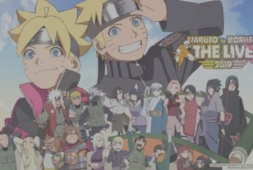 Naruto, Crunchyroll special for the 20 years of the manga of Naruto