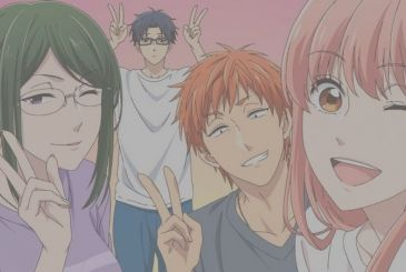Planet Manga announced Wotakoi: love is complicated for the otaku