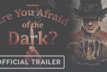 Are You Afraid Of The Dark? – the trailer