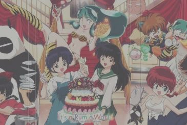Rumiko Takahashi (Lamù, Ranma) draw the poster of the Festival of Angoulême 2020