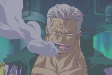 One Piece – Stampede: promo VIDEO with Smoker