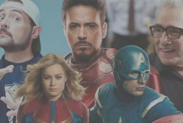Kevin Smith defends the MCU, and responds to Scorsese