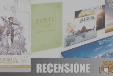 Maquia Mari Okada | Review Ultralimited Edition