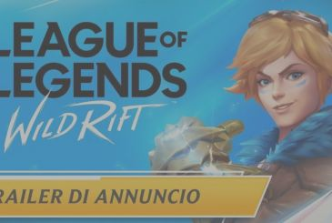 League of Legends: trailer of the game Wild Rift and other news