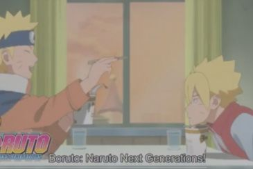 Boruto: plot and VIDEO preview of episode 129