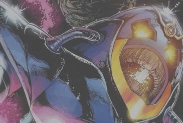 Crisis on Infinite Earths: the first look at the Anti-Monitor, Stephen Lobo in the cast