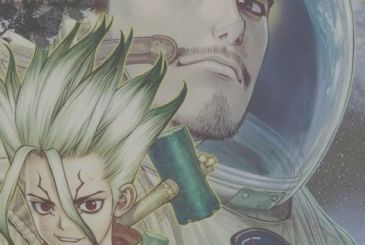 Dr. Stone: announced the manga series spin-off drawn by Boichi