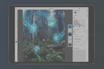 Photoshop for iPad near launch with some key functions missing