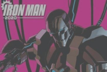 PREVIEW Marvel: Iron Man 2020 by Dan Slott