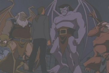 Gargoyles: the series may return