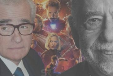 Also, Francis Ford Coppola, harshly criticizes the Marvel movies