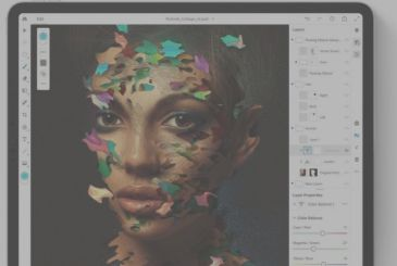 Adobe focuses on the Photoshop for iPad and it also works for a version of Illustrator for the iPad