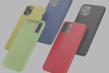 New Silicone Cover style for Apple iPhone 11 Pro by CoverStyle: 15 color 12,99€ + 3D glasses a Gift!