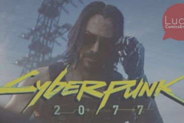 Cyberpunk 2077: arrive in Lucca Comics & Games